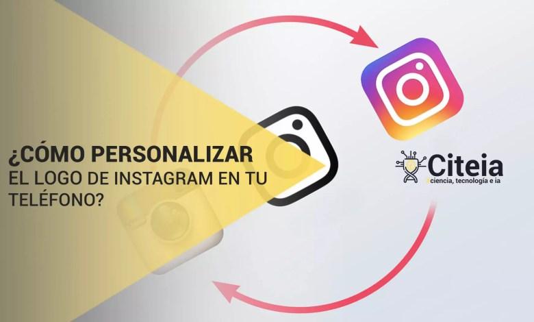 cómo personalizar logo de instagram portada de artículo
