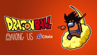 Mod de dragon ball z para among us pc y android portada de articulo