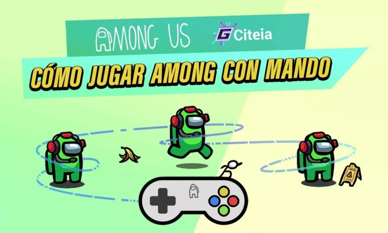 cómo jugar among us con control portada de articulo