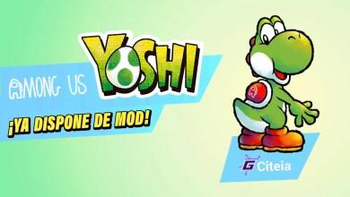 Photo of Mod de YOSHI para Among Us [SKINS]