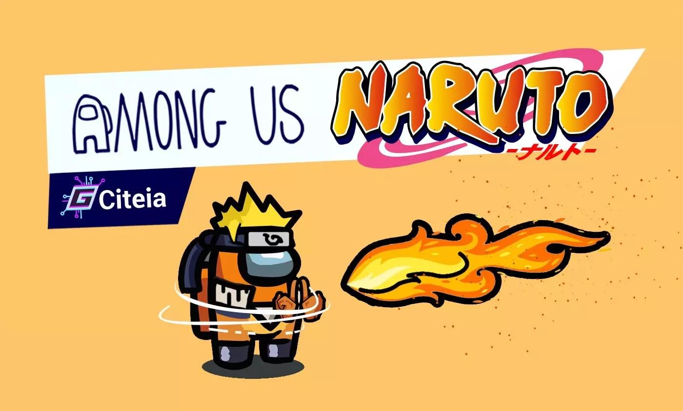 Install Naruto Mod In Among Us Naruto Among Us Mod