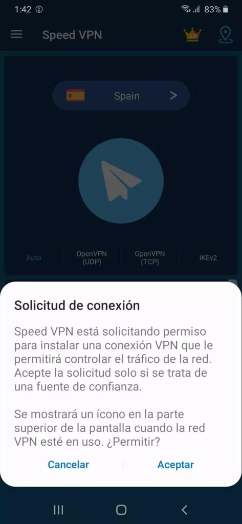 Aceptar conexion para descargar Wild Rift para móvil