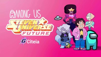 Among Us Steven Universe portada de artículo