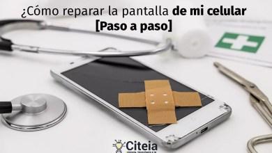 ¿Cómo reparar la pantalla de mi móvil? [Paso a paso] portada de artículo
