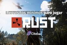 Requisitos mínimos para jugar Rust portada de artículo