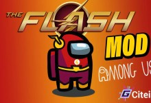 Article de couverture Mod Flash for Among Us