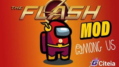 Mod Flash para Among Us portada de artículo