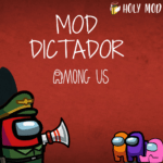 Article de couverture de Mod Dictator for Among Us