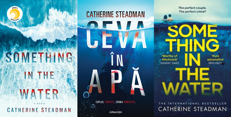 Ceva in apa – Catherine Steadman