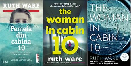 Femeia din cabina 10 - Ruth Ware