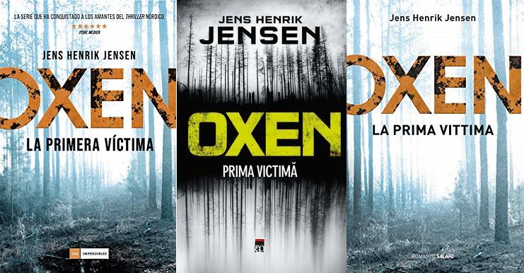 Oxen Prima Victima – Jens Henrik Jensen