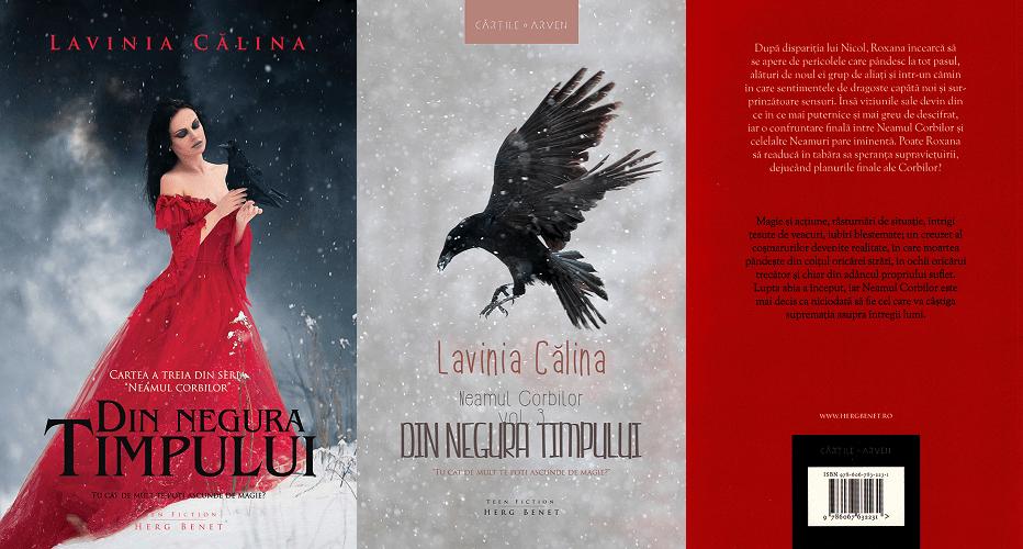 Din negura timpului – Neamul Corbilor vol 3 – Lavinia Calina