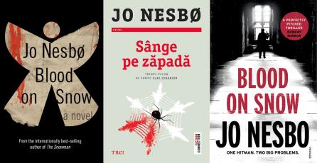 Sange pe zapada (seria Olav Johansen volumul 1) - Jo Nesbo