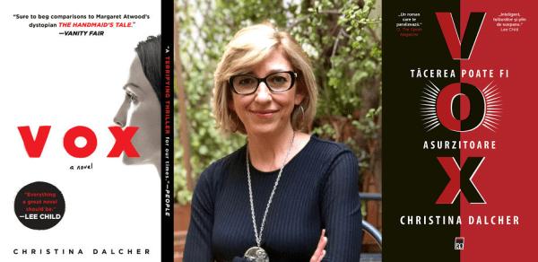 Vox Tacerea poate fi asurzitoare - Christina Dalcher - 100 de cuvinte pe zi