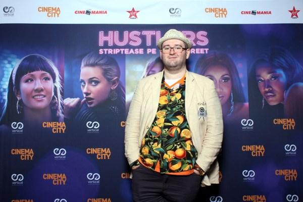 Propriul stil vestimentar Emil Calinescu avanpremiera Hustlers