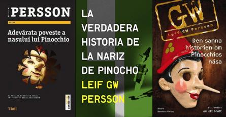 Adevarata poveste a nasului lui Pinocchio - Leif G.W. Persson