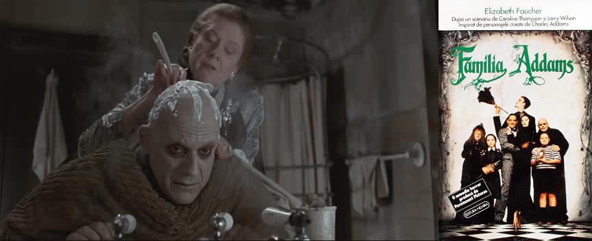 Familia Addams – Elizabeth Faucher