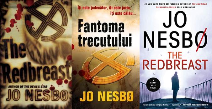 Fantoma trecutului (Harry Hole vol 3) - Jo Nesbo