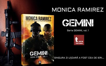 Gemini Vol. 1 - Monica Ramirez