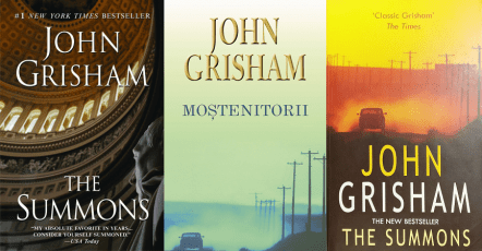 Mostenitorii (The Summons) - John Grisham