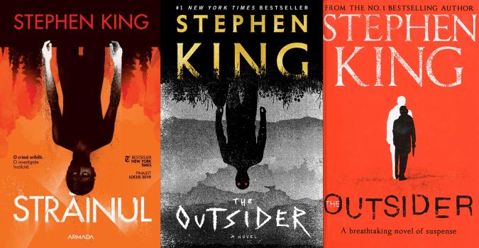 Strainul (The Outsider) - Stephen King