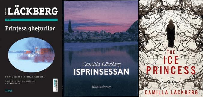 Printesa Gheturilor (seria Fjällbacka volumul 1) de Camilla Lackberg