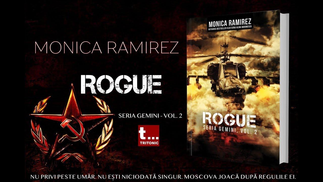 Rogue (Gemini Vol 2) – Monica Ramirez
