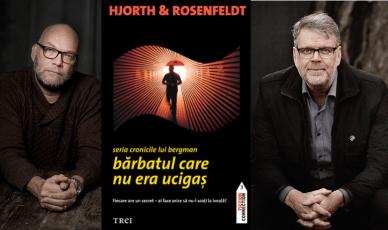 Barbatul care nu era ucigas - Michael Hjorth & Hans Rosenfeldt