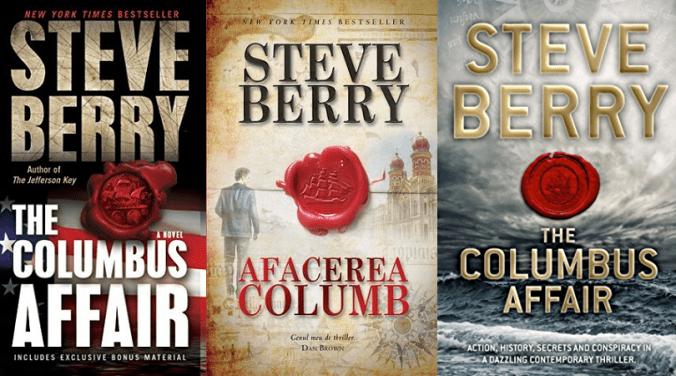 Afacerea Columb (The Columbus Affair) - Steve Berry