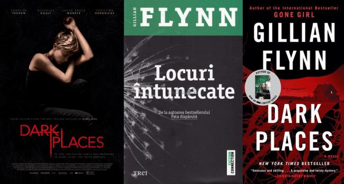 Locuri intunecate (Dark Places) - Gillian Flynn