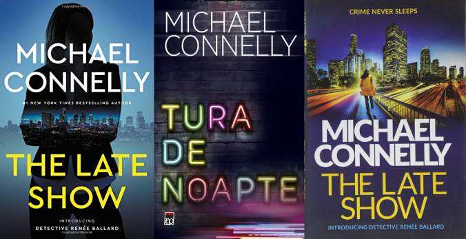 Tura de noapte - The late show (Renee Balard vol 1) - Michael Connelly