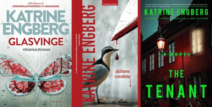Pazitoarea crocodilului (The Tenant) - Katrine Engberg