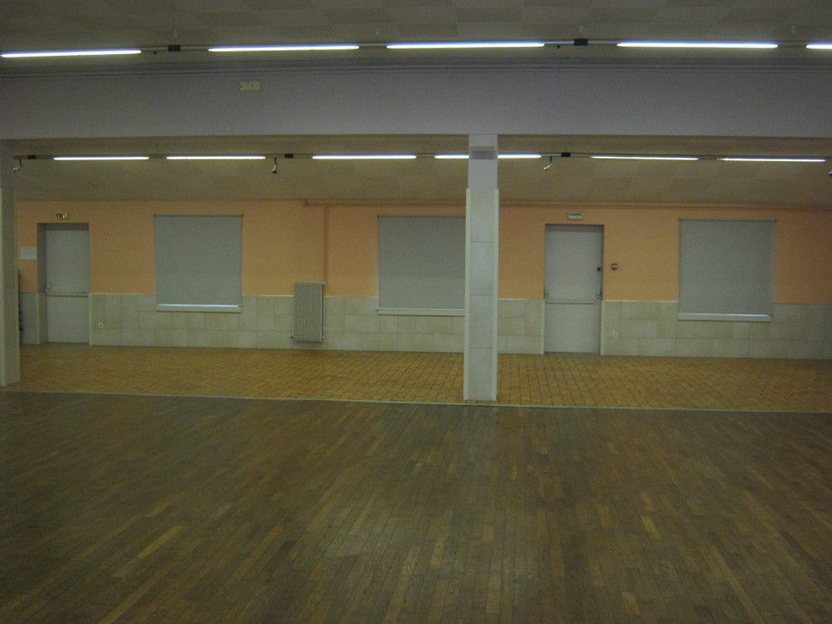 Salle Polyvalente Chamvoux Rosires Aux Salines Site