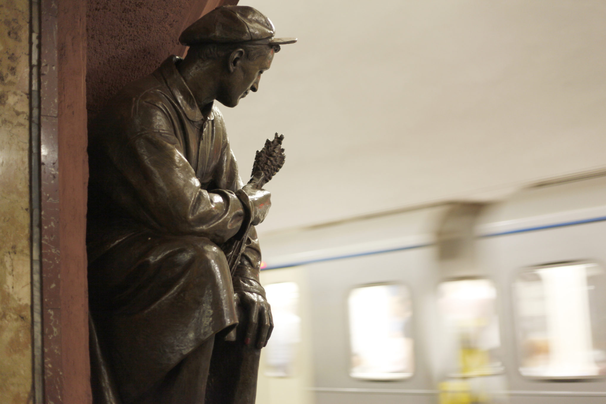 Moscow. About the signalman&#39