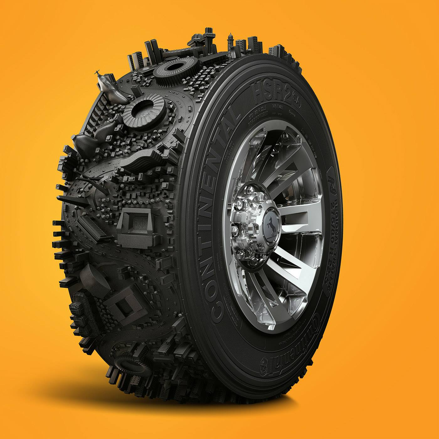 Pics I have picked #4 (Cities Under Tires)