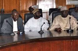 Inauguration of Local Organising Committee (LOC) for FCT 2013 Conference Kaduna.