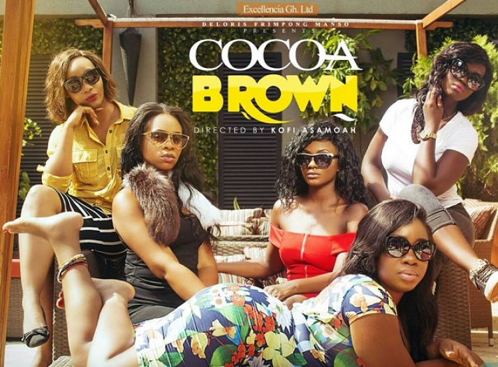 Image result for cocoa brown ghana cast