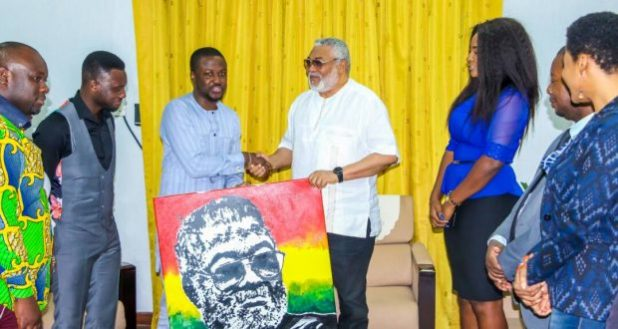 iyes-ghana-pays-courtesy-call-on-rawlings