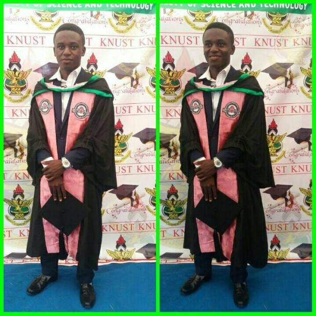 Incredible Meet 22 Year Old Ghanaian Already Pursuing Phd In Australia Arsrc For Students For Truth For Progress