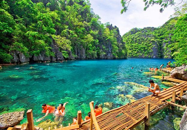 Clean, Green Surroundings in Palawan