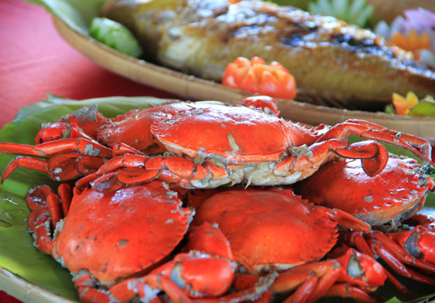 Fresh Food in Palawan - Why Buy a Beachfront Property in the Philippines?