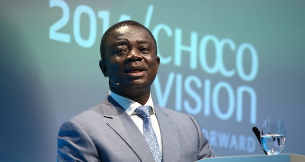 Dr. Stephen Kwabena Opuni is former COCOBOD boss