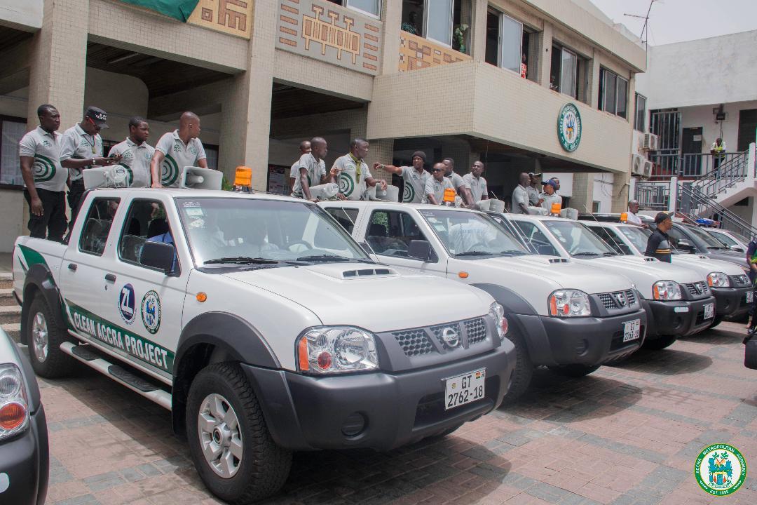 "AMA launches ""Sanitation Police"""