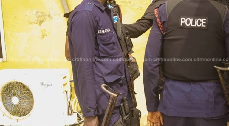 Denkyira: Police gun down two suspected robbers