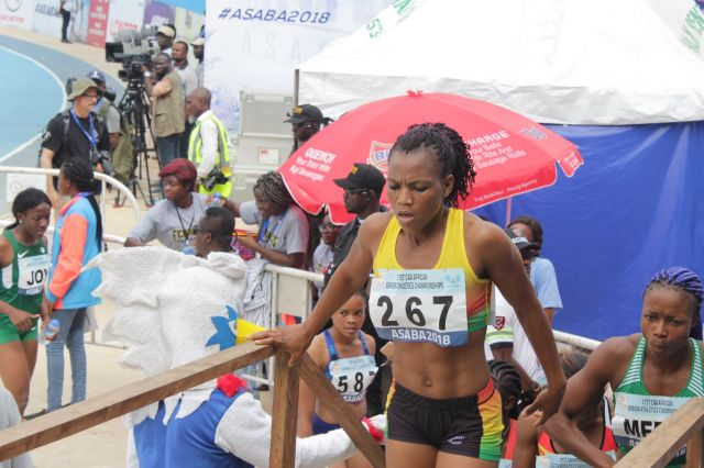 Asaba 2018: Hor Halutie narrowly misses out on a medal