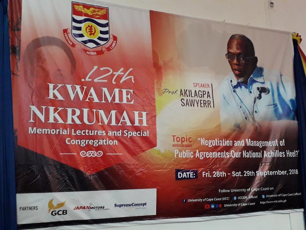 Ghana risks lawsuits from AMERI, Mytilineos – Akilagpa Sawyerr