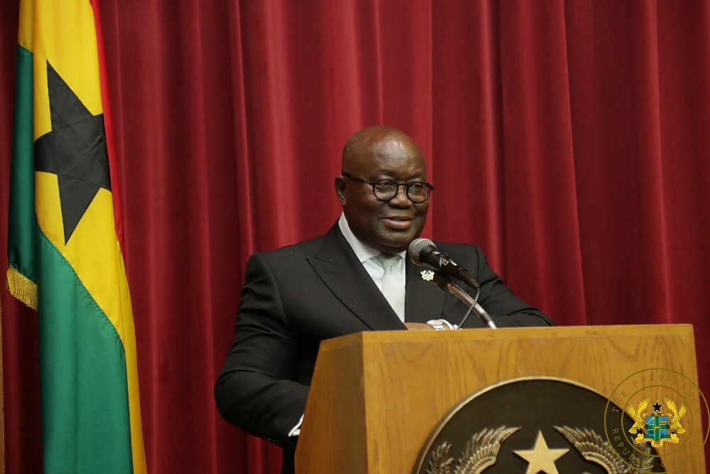 'Economic indices healthy, pointing in the right direction' – Akufo-Addo
