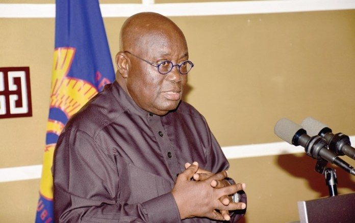 'I am disturbed by Accra Mall ceiling collapse accident' – Nana Addo