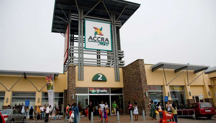 GNFS urges Accra Mall managers to ensure routine maintenance