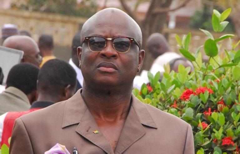 Kojo Bonsu officially joins NDC presidential race